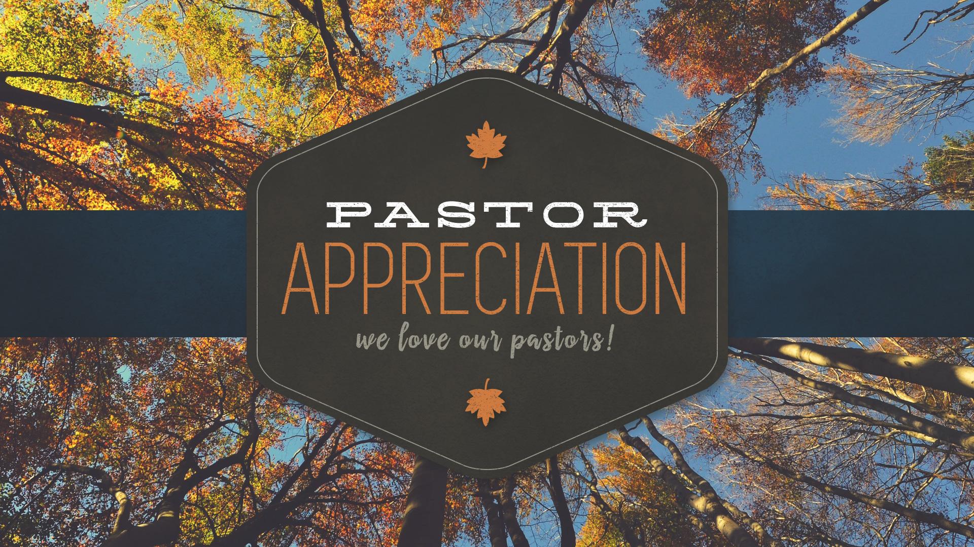appreciation to